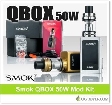 Smok QBox 50W Mod Kit