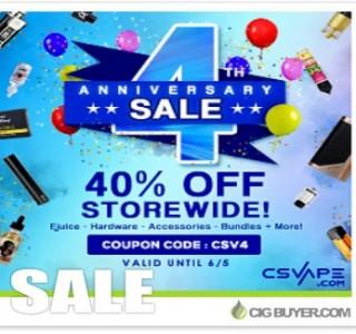csvape-40-off-anniversary-sale