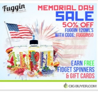 fuggin-vapor-memorial-day-ejuice-sale