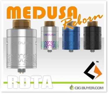 Geekvape Medusa Reborn RDTA Tank