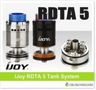 IJoy RDTA 5 Tank – $19.92