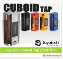 Joyetech Cuboid Tap 228W Mod / Kit – From $44.45