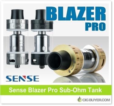 Sense Blazer Pro Sub-Ohm Tank