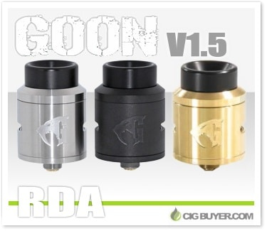 Authentic Goon V1.5 RDA by 528 Customs