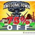 75% OFF Awesometown / 60% OFF The Sauce LA Juice – $7.19 for 120ml