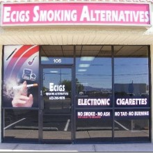 Ecigs Smoking Alternatives