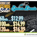 eJuice.Deals Sitewide Sale – 60ml for $10.99 / 120ml for $17.99