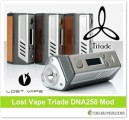 Lost Vape Triade DNA 250 Box Mod – $129.38