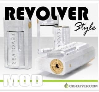 Revolver Style Mechanical Box Mod – $24.99