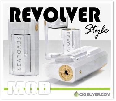 Revolver Mechanical Box Mod Clone (GI Mods)