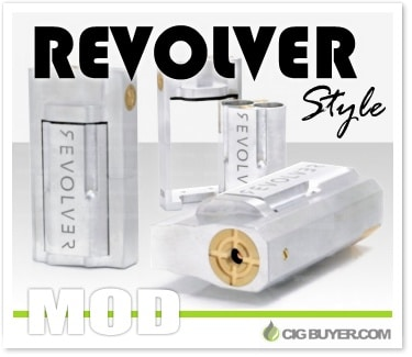 Revolver Mechanical Box Mod Clone (GI Mods)
