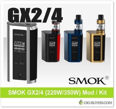 Smok GX 2/4 Box Mod Kit