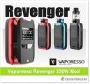 Vaporesso Revenger 220W Mod / Kit – From $42.99