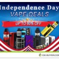 VaporL Independence Day Vape Sale – Up to 60% OFF!