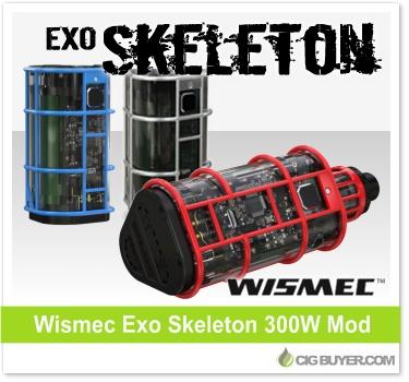 Wismec Exo Skeleton ES300 300W Mod Kit