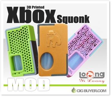 YiLoong SQ Xbox Mechanical Squonk Mod