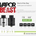 "Aspire Quad-Flex Power Kit ""Deal Of Day"" – Only $12.57!"