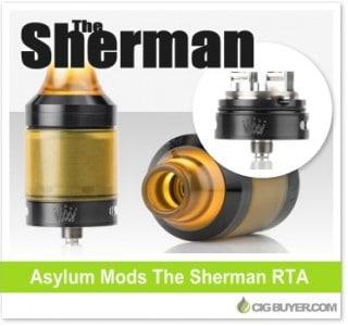 The Sherman RTA by Asylum Mods – $85.49