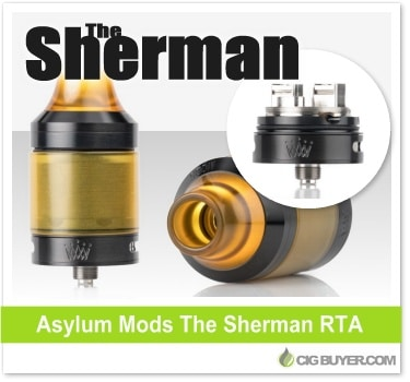 The Sherman RTA by Asylum Mods