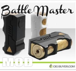 Battlemaster Mechanical Mod Clone – $20.97