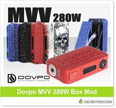 Dovpo MVV 280W Box Mod