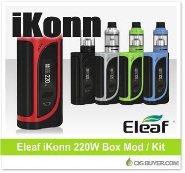 Eleaf iKonn 220W Box Mod / Kit