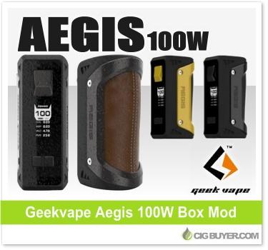 Geekvape Aegis W Box Mod