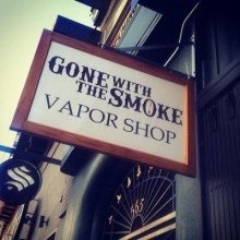 Gone With The Smoke Vapor