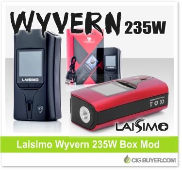 Laisimo X7 Wyvern 235W Box Mod