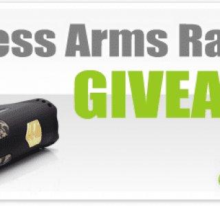 Limitless Arms Race 200W Mod Giveaway (ENDED)
