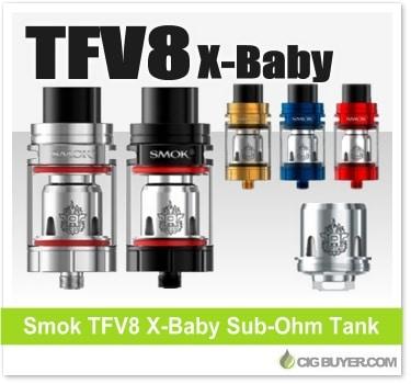 Smok TFV8 X-Baby Sub-Ohm Tank
