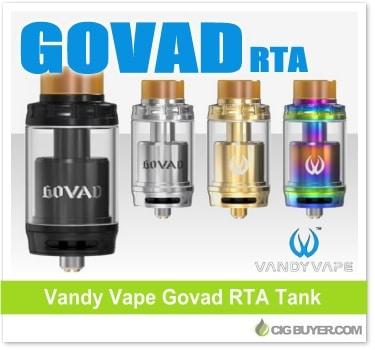 Vandy Vape Govad RTA Tank