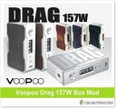 Voopoo Drag 157W Box Mod – $35.29