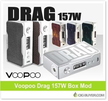 Voopoo Drag 157W Box Mod
