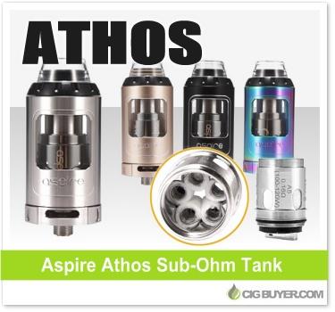 Aspire Athos Sub-Ohm Tank