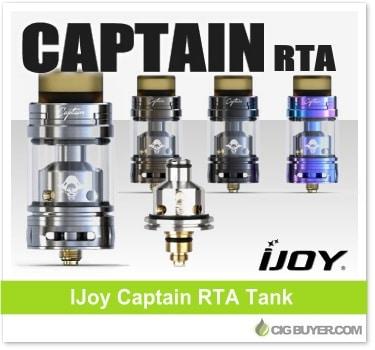 IJoy Captain RTA Tank
