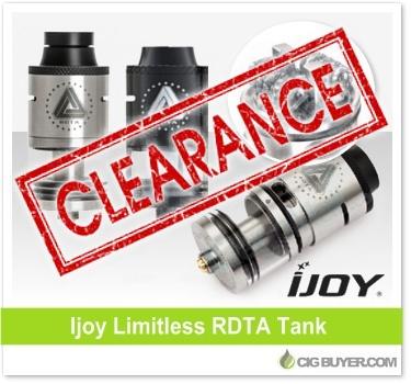 IJoy Limitless RDTA Tank