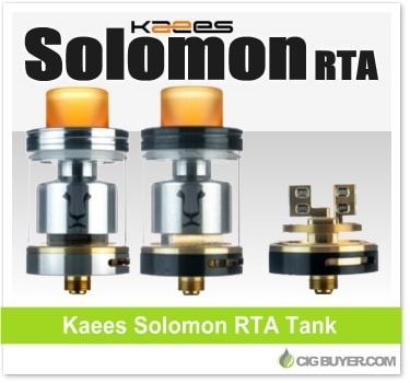 Kaees Solomon RTA Tank