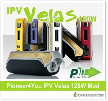 Pioneer4You IPV Velas 120W Box Mod