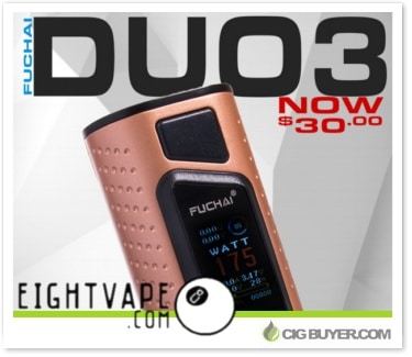 Sigelei Fuchai Duo-3 175W Mod Deal