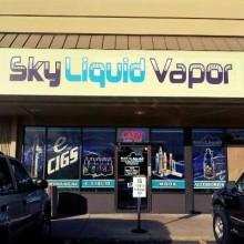 Sky Liquid Vapor