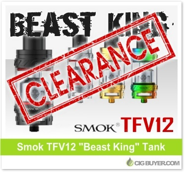 Smok TFV12 Tank Blowout Deal