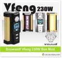 Sigelei Snowwolf Vfeng 230W Box Mod – $48.99