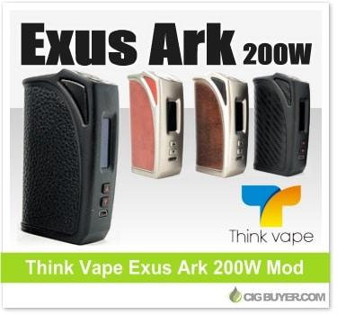 Think Vape Exus Ark 200W Box Mod (MKL200)