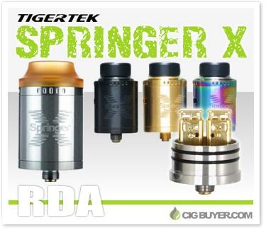 Tigertek Springer X RDA