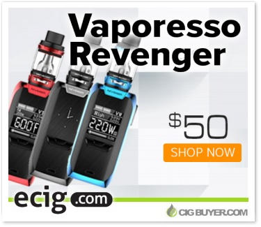Vaporesso Revenger 220W Kit Deal