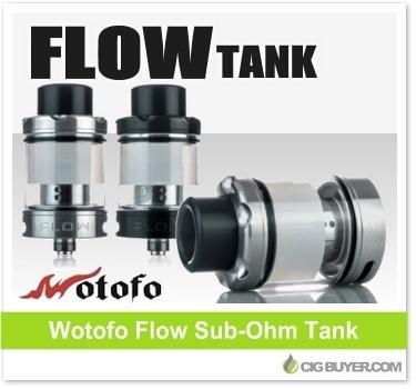 Wotofo Flow Sub-Ohm Tank