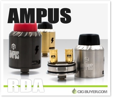 Ampus Screwless RDA