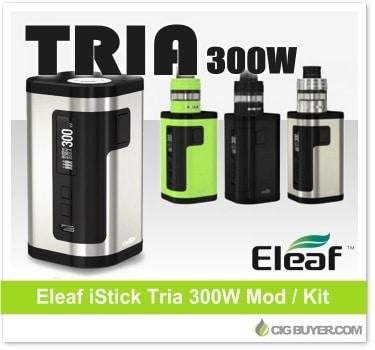 Eleaf iStick Tria 300W Box Mod / Kit
