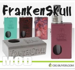 FrankenSkull Mechanical Squonk Box Mod – $14.39